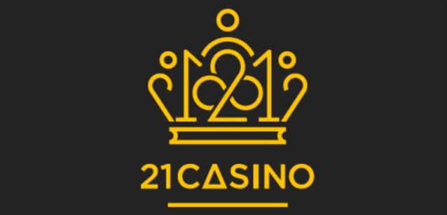 21 Casino lång Logo